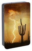 Az Saguaro Lightning Storm V Portable Battery Charger