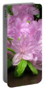 Azalea Bouqet Portable Battery Charger
