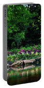 Azalea Pond Portable Battery Charger