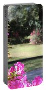 Azaleas In The Close 10 Portable Battery Charger