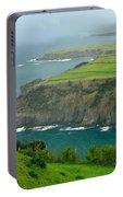 Azores Coastal Landscape Portable Battery Charger