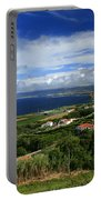 Azores Islands Landscape Portable Battery Charger