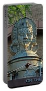 Aztec On The River Portable Battery Charger