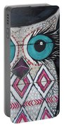 Aztec Owly Portable Battery Charger