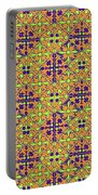 Azulejos Magic Pattern - 09 Portable Battery Charger