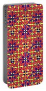 Azulejos Magic Pattern - 10 Portable Battery Charger