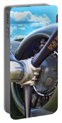 B-25 Engine Portable Battery Charger