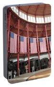 B And O Museum Roundhouse In Baltimore Maryland Portable Battery Charger