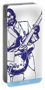 B. B. King Portable Battery Charger