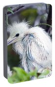 Baby Egret Portable Battery Charger