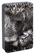 Baby Hedgehog Portable Battery Charger