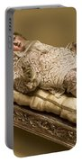 Baby Jesus In Lace Portable Battery Charger