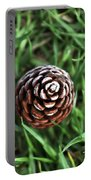 Baby Pine Cone Portable Battery Charger