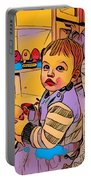 Baby Play Portable Battery Charger