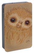 Baby Sloth Portable Battery Charger