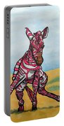 Baby Zebra Portable Battery Charger