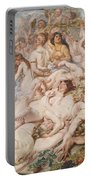 Bacchanalia Portable Battery Charger