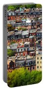 Back Bay Portable Battery Charger by Rick Berk