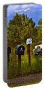 Back Road Mailboxes Portable Battery Charger