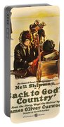 Back To God's Country 1919 Portable Battery Charger