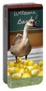 Back To School Little Duckies Portable Battery Charger