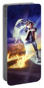Back To The Future 1985 Portable Battery Charger