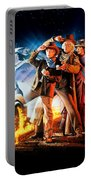 Back To The Future Part IIi 1990 Portable Battery Charger