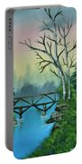 Back Woods Bridge Portable Battery Charger