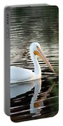Backwater Serenity Photograph Portable Battery Charger