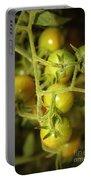 Backyard Garden Series - Green Cherry Tomatoes Portable Battery Charger