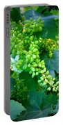 Backyard Garden Series - Young Grapes Portable Battery Charger