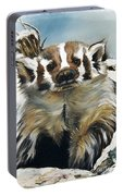 Badger - Guardian Of The South Portable Battery Charger