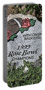 Badger Rose Bowl Win 1999 Portable Battery Charger