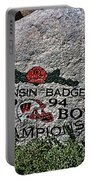 Badgers Rose Bowl Win 1994 Portable Battery Charger