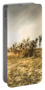 Bagdad Crisp Winter Countryside Portable Battery Charger