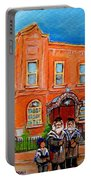 Bagg Street Synagogue Sabbath Portable Battery Charger