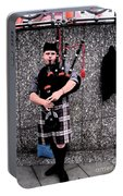 Bagpipe Portable Battery Charger