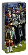 Bagpipes Portable Battery Charger