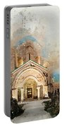 Bagrati Cathedral Portable Battery Charger