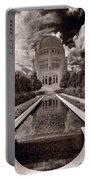 Bahai Temple Reflecting Pool Portable Battery Charger