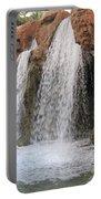 Bahama Waterfall Portable Battery Charger
