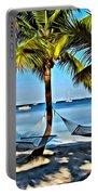 Bahamas Vacation Portable Battery Charger