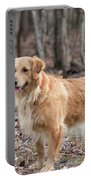 Bailee The Golden Portable Battery Charger