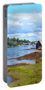 Bailey Island Lobster Shack Portable Battery Charger