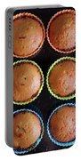 Baked Cupcakes Portable Battery Charger