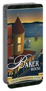 Baker House Endless Sunset Portable Battery Charger