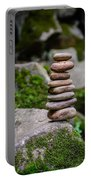 Balancing Zen Stones Portable Battery Charger