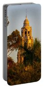 Balboa Park Bell Tower Orig. Portable Battery Charger
