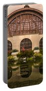 Balboa Park Botanical Building Symmetry Portable Battery Charger