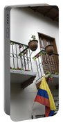 Balconies And Flags Portable Battery Charger